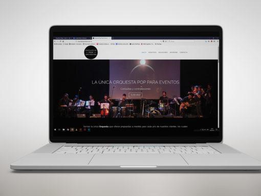 Website Rosario Pop Orchestra