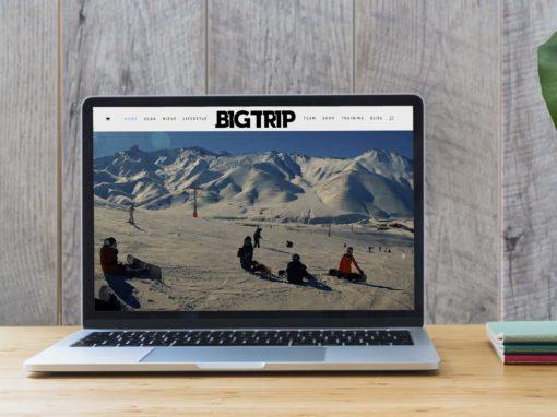 Website BigTrip Team