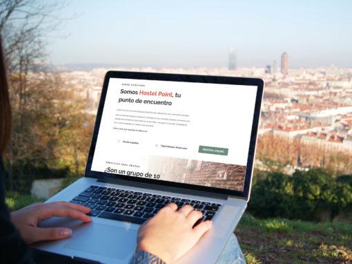 Website Hostel Point