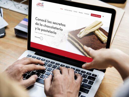 Instituto Zulma Checchi – Website